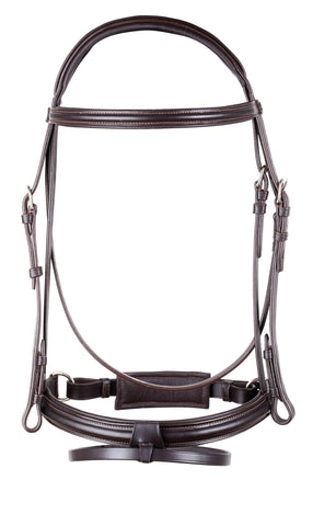 Pariani Crank Bridle with reins