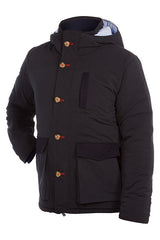 Dada Sport Power Play Winter Parka navy front view