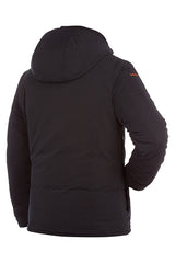 Dada Sport Power Play Winter Parka navy rear view
