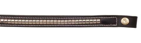 Pariani Clincher Brass Browband