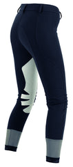 rear view Dainese Ladies Breeches navy
