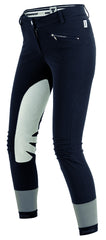 front view Dainese Ladies Breeches navy arkaequipe.com
