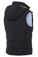 Dada Sport Baloubet Mens Body warmer Navy rear view
