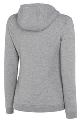 Dada Sport Cornet Hoody Sweater Grey rear view