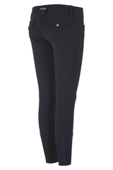 Dada Sport Corradina Breeches Navy rear view
