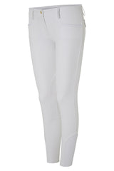Dada Sport Corradina Breeches White front view