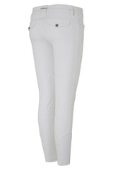 Dada Sport Corradina Breeches White rear view