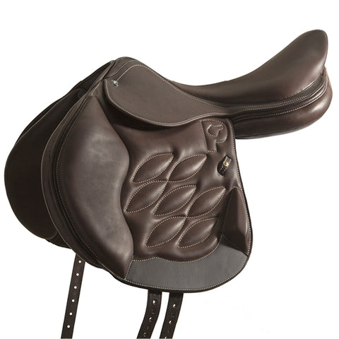 Custom XC Eventing Saddle