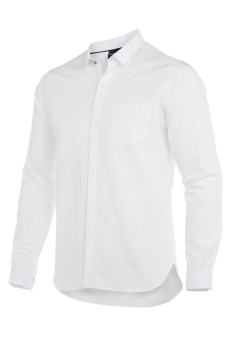 Dada Sport Chaman Mens Competition Shirt white
