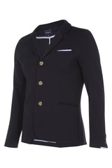 Dada Sport Krack Boom Mens Competition jacket navy front view