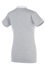 Dada Sport Winningmood Competition Polo Top grey rear view