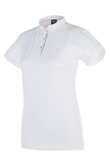 Dada Sport Winningmood Competition Polo Top white front view