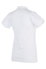 Dada Sport Winningmood Competition Polo Top white rear view