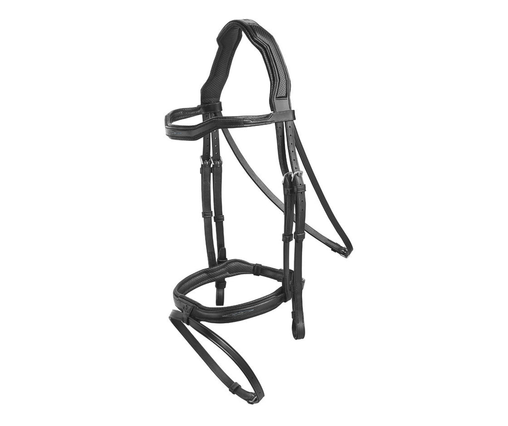 Prestige E125 Sport Fancy Stitching English Bridle