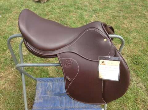 Pariani Soft Contact Saddle - Ex Display - Nut