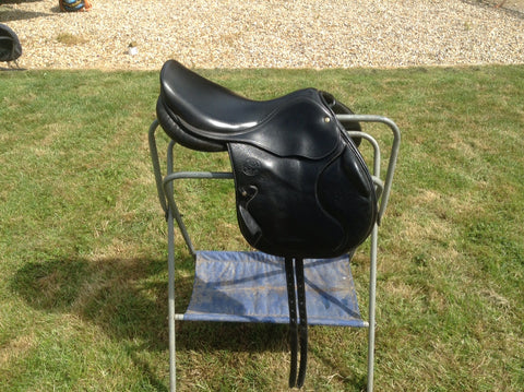 Pariani Military GP Saddle - Used - Black