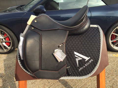 Lamborghini Dressage Saddle - Ex Display. 60% off