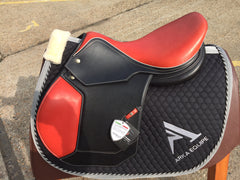 Lamborghini GP1 Limited Edition Saddle - Ex Display - Serial number 1 of 499