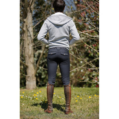 Dada Sport Carlo Mens Breeches Navy rear view