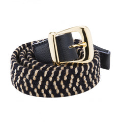 Dada Sport Belt Navy Blue Camel