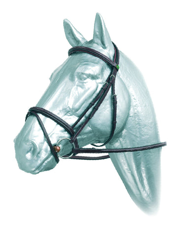 Prestige Jumping Bridle Without Reins
