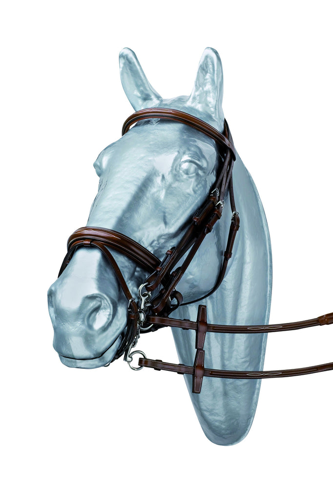 double Weymouth bridle prestige arkaequipe.com