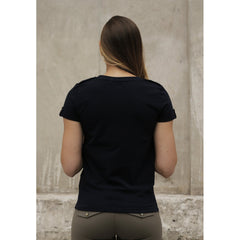 Dada Sport Milton Pocket T-Shirt Navy rear view