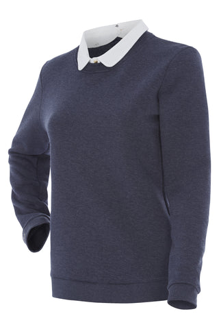 Dada Sport Pirate Collar Sweater