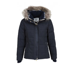 Dada Sport Quismy Down Jacket NEW Navy front view