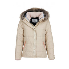 Dada Sport Quismy Down Jacket NEW Beige front view