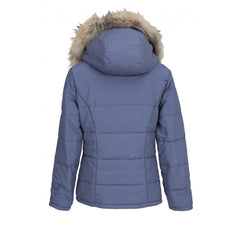 Dada Sport Quismy Down Jacket NEW Blue Grey rear view