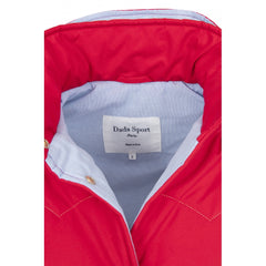 Dada Sport Sassicaia Body Warmer NEW Red inside collar detail