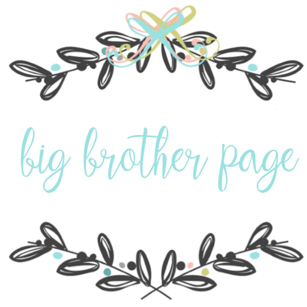 Add On Page - Big Brother Page