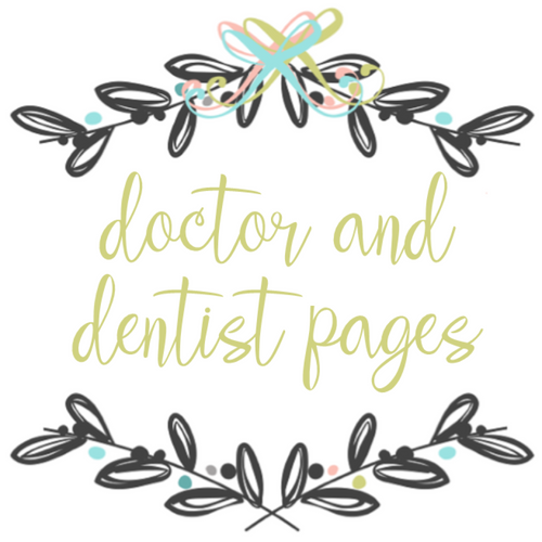 Add On Page - Doctor and Dentist Pages