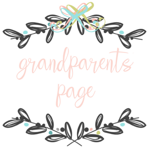 Add On Page - My Grandparents