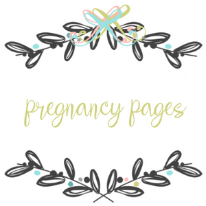 Add On Page - Pregnancy Journal