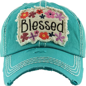 Blessed Ball caps