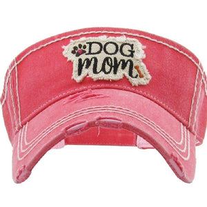Dog Mom Visors
