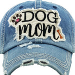 Dog Mom Ball Caps