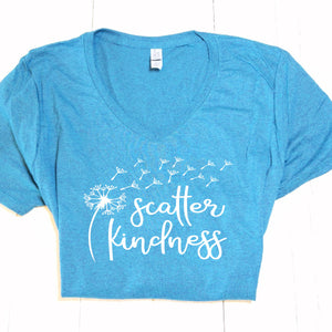 T-Shirt Scatter Kindeness