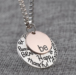 "Necklace ""Be"""