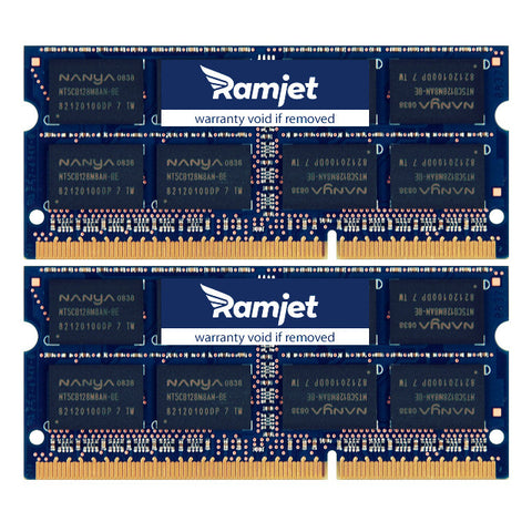 Ramjet.comMacBook Memory for Model 5.1