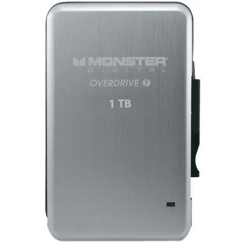 Accessories - Monster Digital 1TB Overdrive Thunderbolt