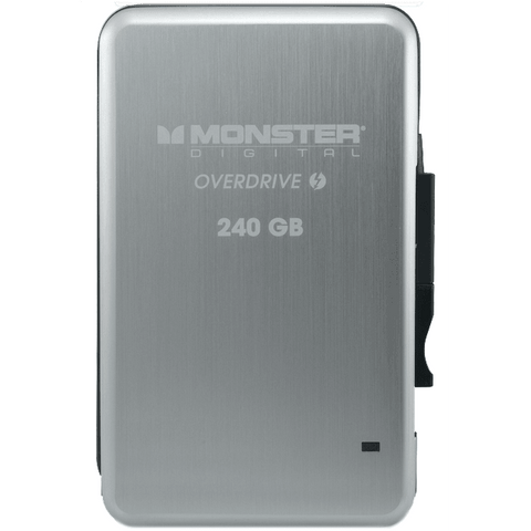 Accessories - Monster Digital 240GB OverDrive Thunderbolt