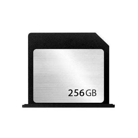 "Flash-storage-card - 256GB Flash Storage Card For 15"" MacBook Pro Retina Model ID 10,1 (Mid 2010 To Early 2013)"