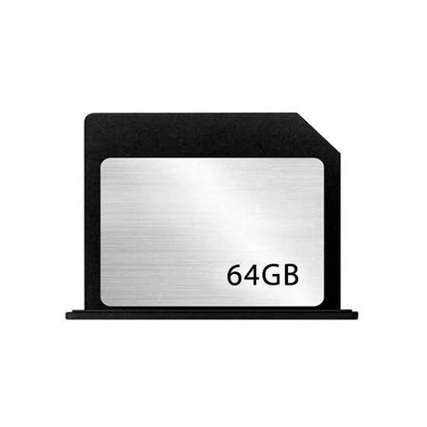 "Flash-storage-card - 64GB Flash Storage Card For 15"" MacBook Pro Retina Model ID 11,2 To 11,5 (Late 2013 To Mid 2015)"