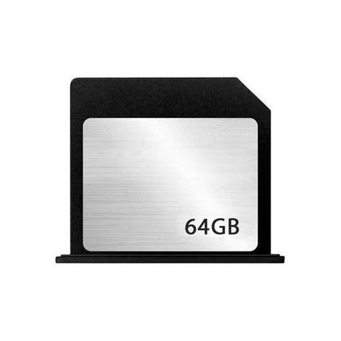 "Flash-storage-card - 64GB Flash Storage Card For 15"" MacBook Pro Retina Model ID 10,1 (Mid 2012 To Early 2013)"