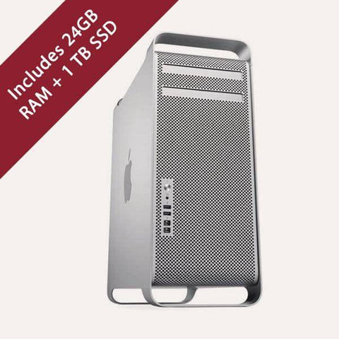 Used-macs - Mac Pro 5,1 + 1TB SSD (Upgraded)