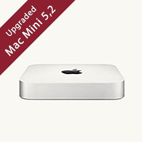 Used-macs - Mac Mini 5,2 - MC816LL/A (Upgraded)