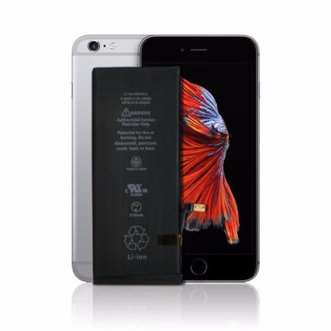 Iphone-accessory - IPhone 6S Plus Battery Replacement With Free Toolkit (2750 MAh Li-ion Battery)